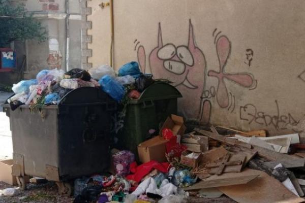 Бережани на День міста перетворили на смітник