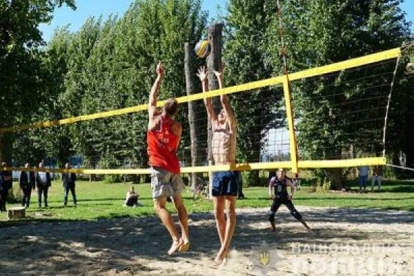 У Тернополі відбулися змагання з пляжного волейболу