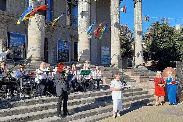 Лицарські відзнаки та грамоти вручили під час святкування Дня народження міста