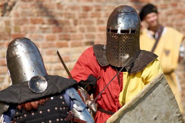 В Луцьку на вихідних кубок України зі середньовічного бою
