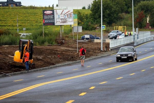 У Тернополі триває друга черга будівництва Гаївського шляхопроводу