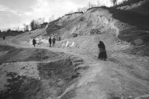 Село Дарахів на Тернопільщині 90 років тому
