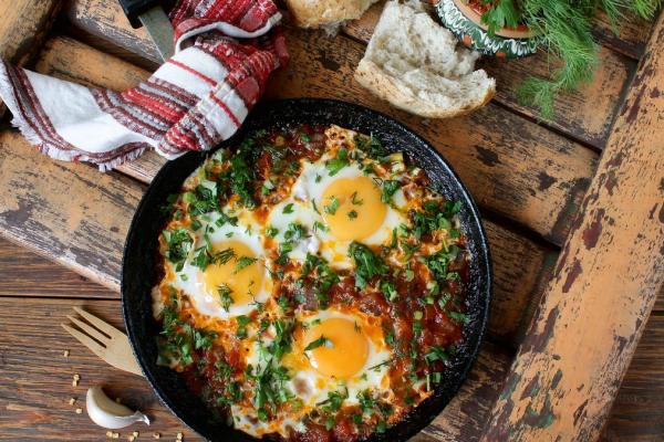 Ситні сніданки для чоловіків: прості рецепти