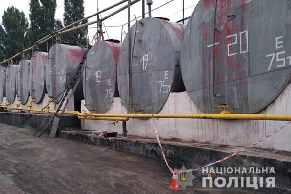 На підприємстві Тернопільщини вибухнули дві гранати