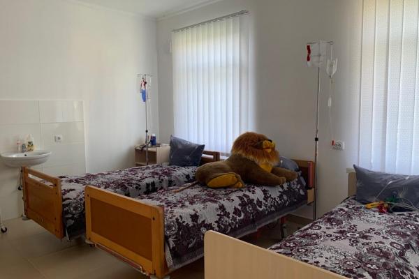 Одна з вісімнадцяти запланованих до будівництва амбулаторій вже приймає пацієнтів у Більче-Золотому Борщівського району