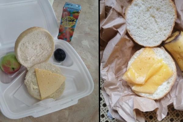 У соцмережі показали, чим харчують київських школярів: обурливі фото