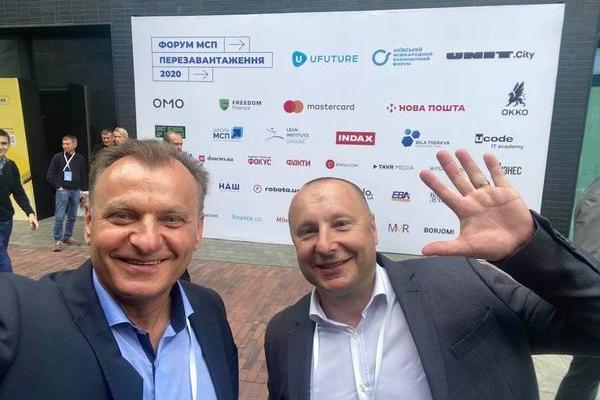 Тернопільський підприємець відвідав Форум МСП, що пройшов у столиці