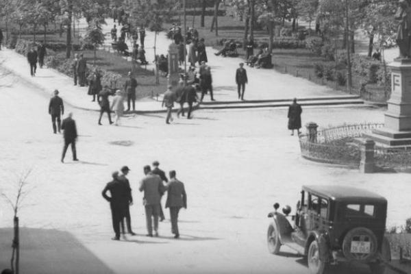 Стильні тернополяни на фото 1929 року