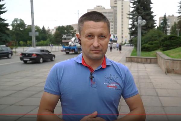 Ігор Сцібайло: «Тернопіль не пристосований для повноцінного життя людей з особливими потребами» (Відео)