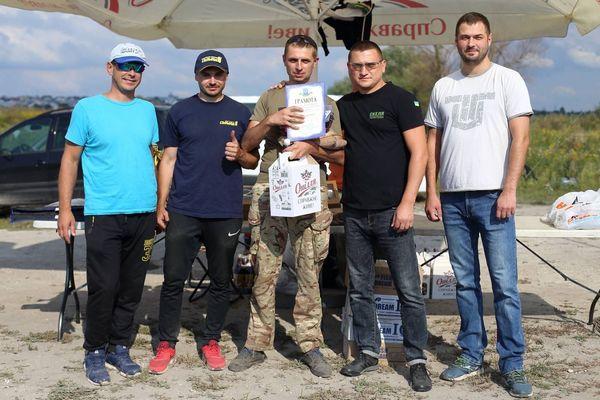 Корпорація «Опілля» виступила генеральним спонсором у змаганнях риболовів Тернопільщини