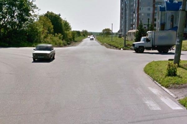 У Тернополі встановлюють кільцеву розв'язку на перехресті вулиць Корольова-Купчинського