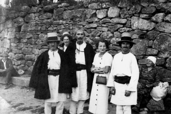 Мешканці Заліщиків на фото міжвоєнного періоду