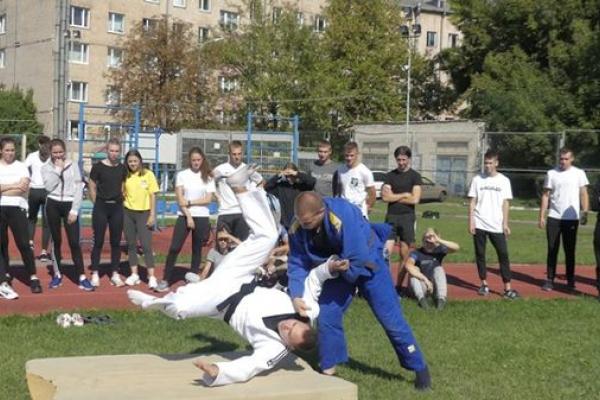 В Луцьку стриває тиждень факультету фізичної культури, спорту та здоров'я