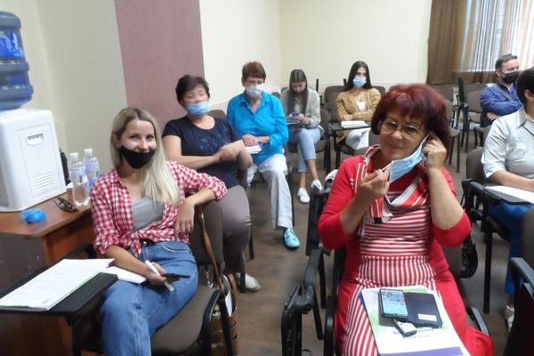 Про он-лайн сервіси «Електронний пенсійний калькулятор» та «Електронну трудову книжку» розказали у Вінниці