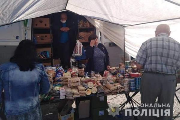 На Тернопільщині правоохоронці продовжують складати адмінпротоколи на порушників правил карантин