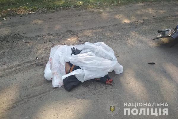 ДТП на Тернопільщині: від сильного удару тіло жінки розірвало навпіл