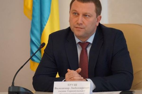 Очільник Тернопільщині поборов коронавірус