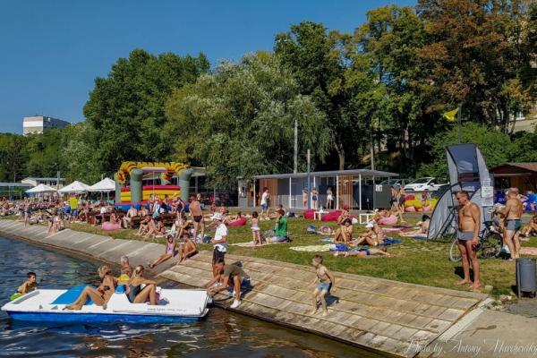 У Тернополі завершився пляжний сезон