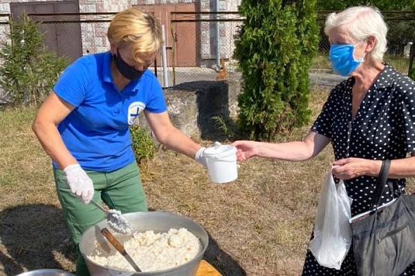 Уже 50 людей щодня харчуються у «Благодійній їдальні» Тернопільського «Карітасу»
