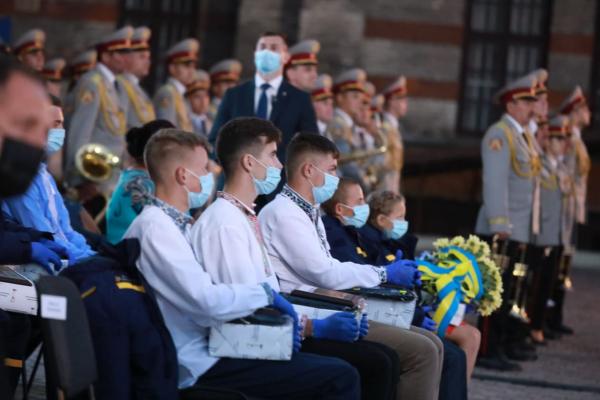 Герой-рятувальник 2020 року: двом юнакам з Тернопільщини вручили почесну нагороду