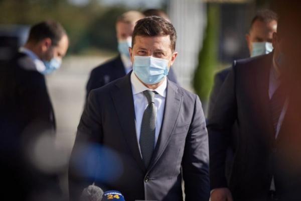 Дитсадок, «Водна арена» та дороги: про візит президента Володимира Зеленського на Тернопільщину