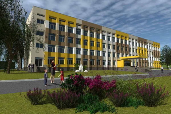 За 4,5 мільйона гривень оновлять Чортківську школу, яка понад 10 років потребувала капітального ремонту