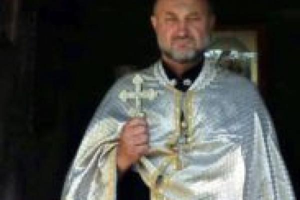 Родині протоієрея Володимира Андрухіва потрібна допомога