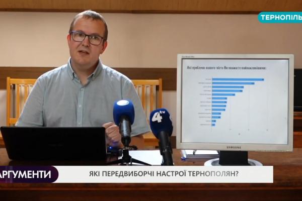 Львів'яни песимісти, а тернополяни — оптимісти (соцдослідження)