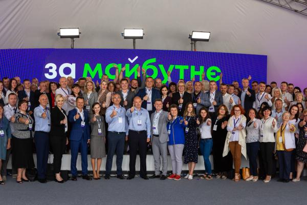 Іван Чайківський веде команду «За майбутнє» в обласну раду та у всі 55 рад громад Тернопільської області