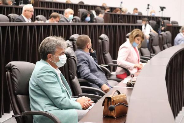 Депутати Тернопільської облради звернулися до Генпрокурора та Міністра внутрішніх справ щодо недопущення переслідувань опозиції