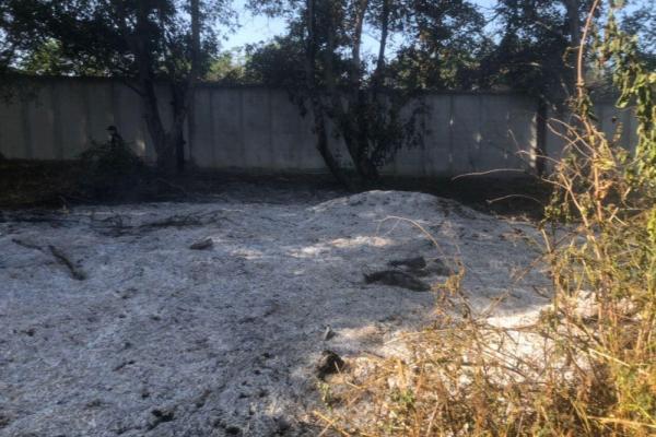 У Тернополі люди продовжують спалювати побутові відходи