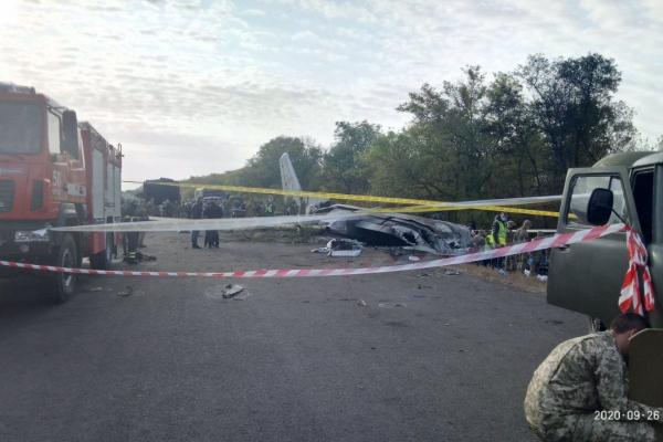 Усього на борту перебувало 27 осіб: деталі авіакатастрофи у Харкові