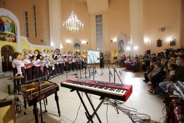 Відомий церковний хор Тернопільщини відзначив 25-річчя