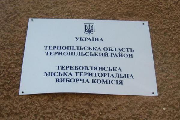Інтерв'ю з головою Теребовлянської міської територіальної виборчої комісії пані Світланою Веселовською