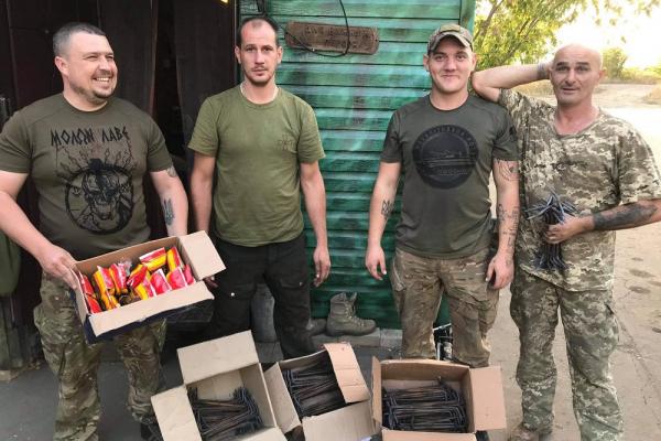 Мешканців Тернопільщини просять допомогти військовим на Сході