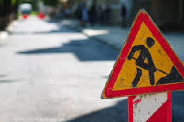 Увага! У Тернополі частково перекриють рух транспорту на вул. Князя Острозького