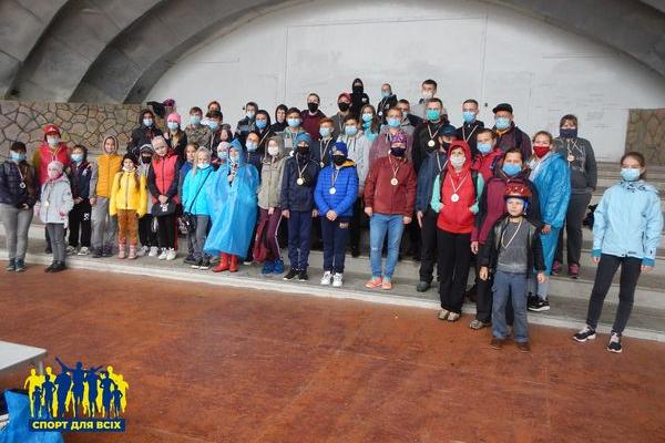 У Тернополі провели традиційні змагання першості області зі спортивно-туристського орієнтування в паркових зонах (Фото)