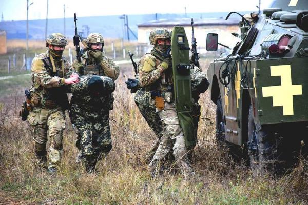 Озброєні військовослужбовці: на Тернопільщині відбудуться планові антитерористичні навчання