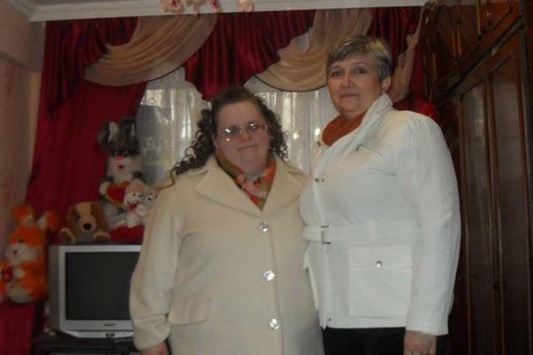 Заради доньки з інвалідністю тернополянка зважилася втілити в життя свою потаємну мрію