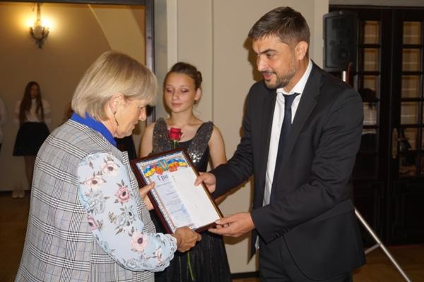 Нагородили кращих працівників освіти Тернопільщини