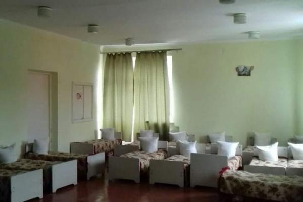 В одному із відремонтованих дитсадків Тернопільщини протікає дах
