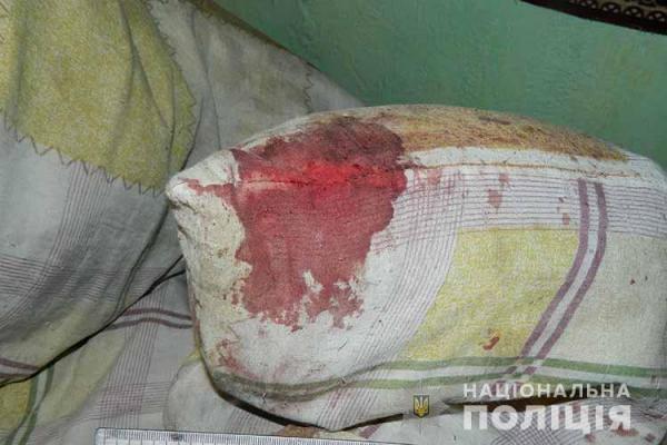 На Тернопільщині 50-річна жінка вбила свою матір