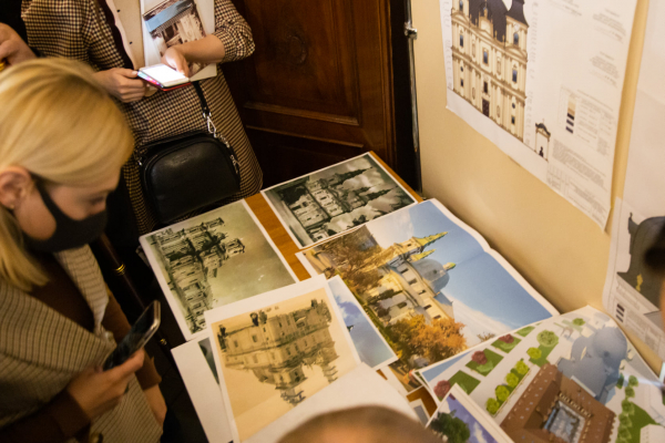 «Маємо на меті зберегти пам'ятки культури»: на Тернопільщині реконструюють архітектурні об'єкти