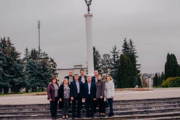 На Гусятинщині «Довіра» представила своїх кандидатів до місцевих рад (Фото)