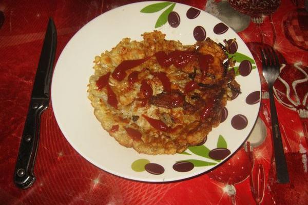 Рецепти приготування страв з диво-грибів парасольок на Теребовлянщині, що на Тернопільщині