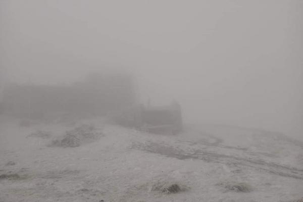 На Покрови Пресвятої Богородиці в Україні випав сніг