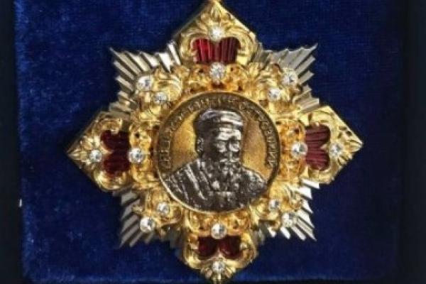 Тернопільського редактора та краєзнавця нагородили орденом князя Костянтина Острозького