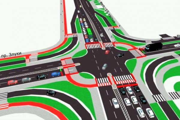 У Тернополі розробили нову схему організації дорожнього руху