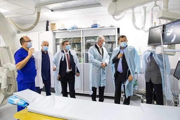 Найменшим мешканцям Тернопільщини робитимуть складні операції на серце