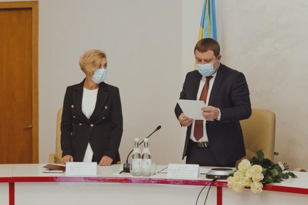 У Тернополі призначили нового начальника обласного управління охорони здоров'я